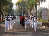 Swarnim Vijay Mashaal in Southern Naval Command, Kochi