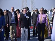 INS Viraat Decommissioning