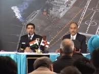 CNS Press Conference at Kota House