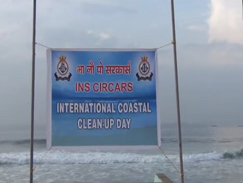 International Coastal Cleanup Day - ENC