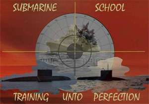 Submarine Training